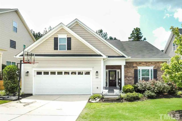 225 Sweet Violet Drive, Holly Springs, NC 27540 (#2206830) :: The Jim Allen Group