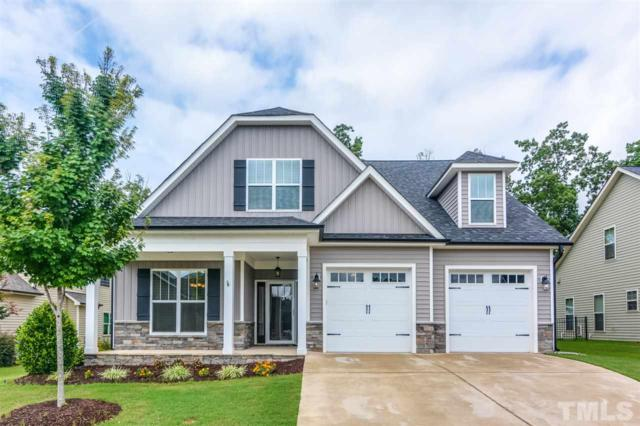 160 Scarlet Bell Drive, Youngsville, NC 27596 (#2206847) :: The Jim Allen Group