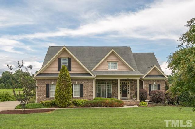 65 S Old Lantern Road, Timberlake, NC 27583 (#2206850) :: The Jim Allen Group