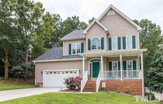 8525 Plimoth Hill Drive, Wake Forest, NC 27587 (#2206871) :: The Jim Allen Group