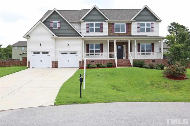 25 Manchester, Franklinton, NC 27525 (#2206890) :: The Perry Group