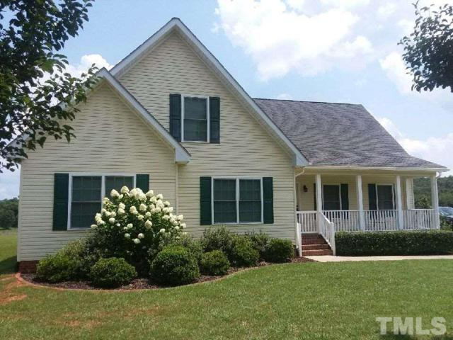 101 Linnet Drive, Hillsborough, NC 27287 (#2206958) :: The Abshure Realty Group