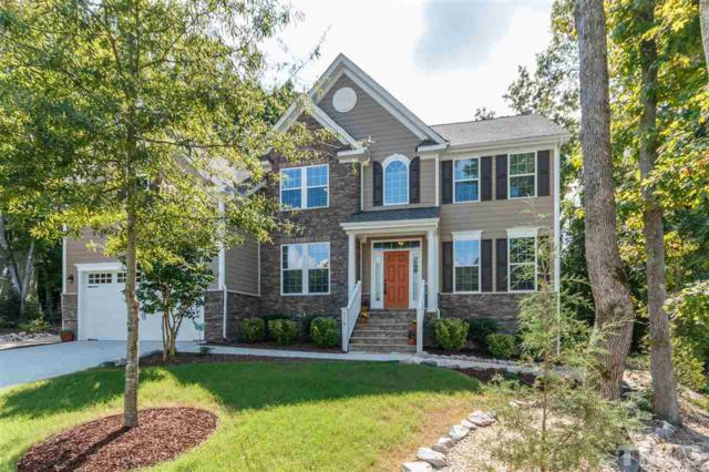 516 Checkmate Circle, Wake Forest, NC 27587 (#2207031) :: The Abshure Realty Group