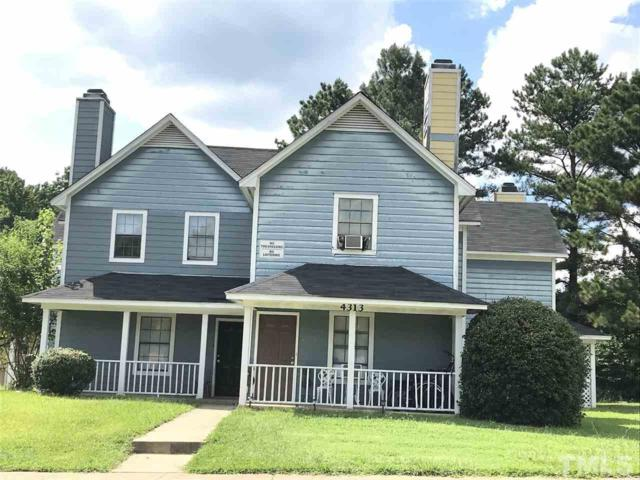 4313 Presley Court, Raleigh, NC 27604 (#2207036) :: Better Homes & Gardens | Go Realty