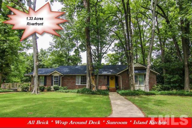 506 Rosewood Drive, Smithfield, NC 27577 (#2207056) :: Rachel Kendall Team