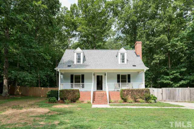 1004 Southern Oaks Drive, Raleigh, NC 27603 (#2207104) :: The Jim Allen Group