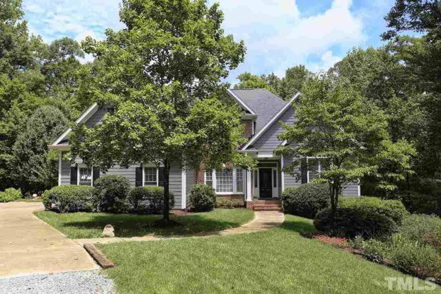 549 Oak Crest Drive, Chapel Hill, NC 27516 (#2207115) :: The Perry Group
