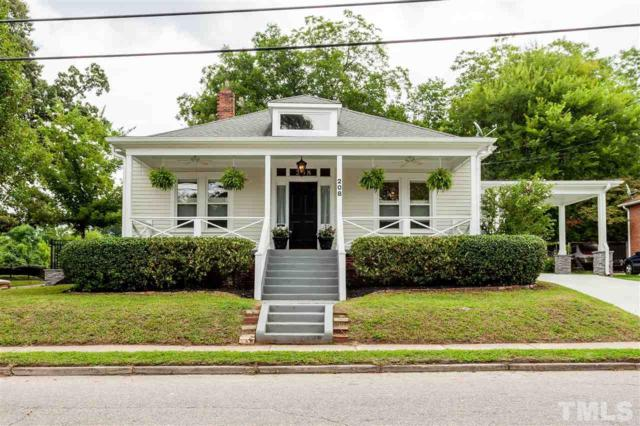 208 N Tarboro Street, Raleigh, NC 27610 (#2207164) :: The Abshure Realty Group