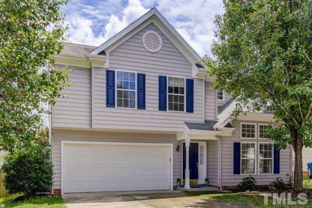 1304 Pebble Creek Crossing, Durham, NC 27713 (#2207175) :: The Jim Allen Group