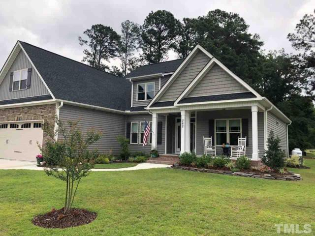 262 Kenneth Lane, Willow Spring(s), NC 27592 (#2207213) :: Rachel Kendall Team