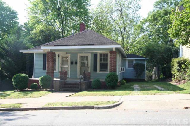 503 Cole Street, Raleigh, NC 27605 (#2207237) :: Kim Mann Team