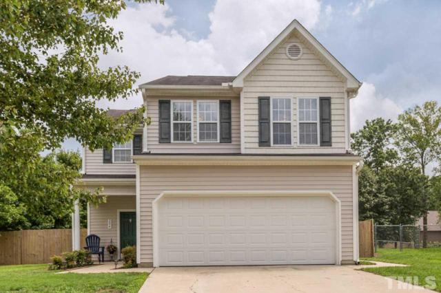 204 Caribbean Court, Knightdale, NC 27545 (#2207259) :: The Jim Allen Group