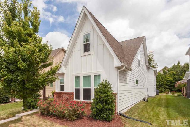 2604 Historic Circle, Morrisville, NC 27560 (#2207269) :: The Jim Allen Group