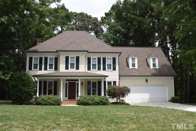 7904 Sutcliffe Drive, Raleigh, NC 27613 (#2207291) :: Raleigh Cary Realty