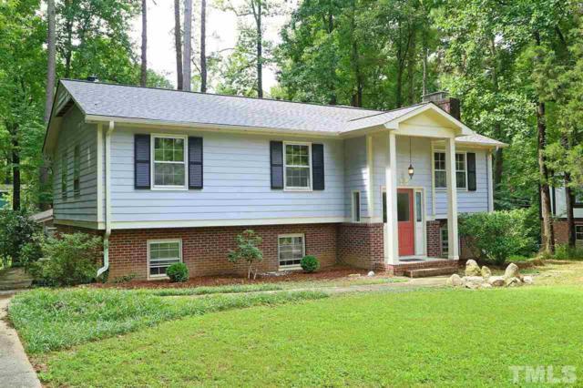 411 Brandywine Road, Chapel Hill, NC 27516 (#2207309) :: The Jim Allen Group
