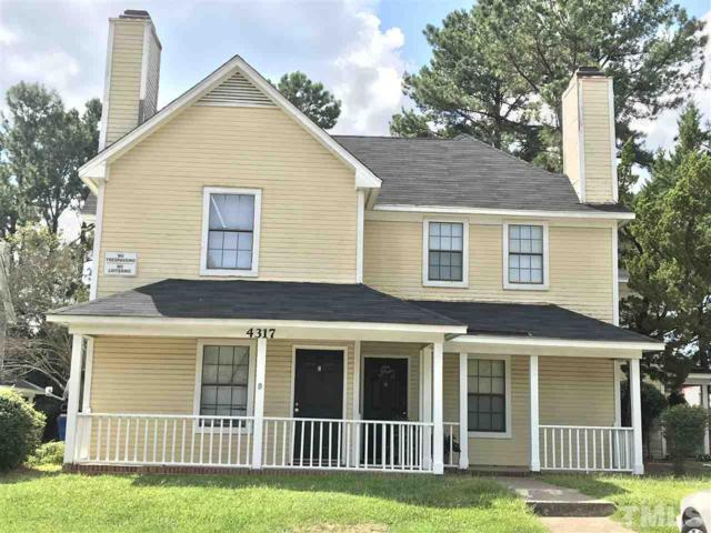 4317 Presley Court, Raleigh, NC 27604 (#2207351) :: Better Homes & Gardens | Go Realty