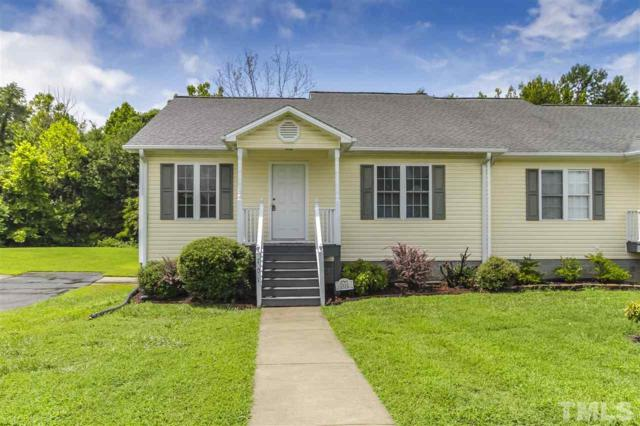 701 Apple Street, Gibsonville, NC 27249 (#2207355) :: The Abshure Realty Group