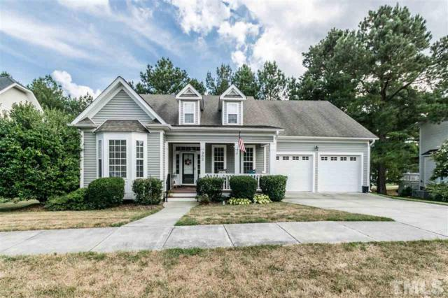 302 Oxford Park Boulevard, Oxford, NC 27565 (#2207401) :: The Jim Allen Group