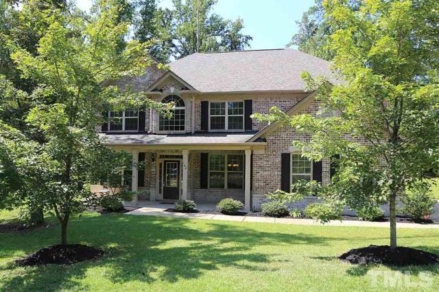 104 Black Swan Drive, Youngsville, NC 27596 (#2207402) :: Rachel Kendall Team