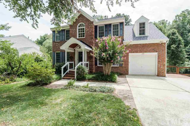 122 Benedum Place, Cary, NC 27518 (#2207412) :: The Jim Allen Group