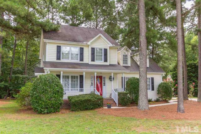 820 E Ivy Valley Drive, Fuquay Varina, NC 27526 (#2207419) :: The Jim Allen Group