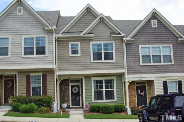6428 Swatner Drive, Raleigh, NC 27612 (#2207435) :: The Abshure Realty Group