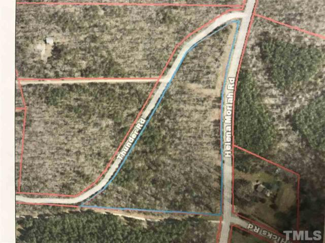 Lot 1 Thunder Road, Rougemont, NC 27572 (#2207500) :: The Jim Allen Group
