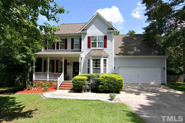4709 Treadstone Court, Raleigh, NC 27616 (#2207501) :: The Abshure Realty Group