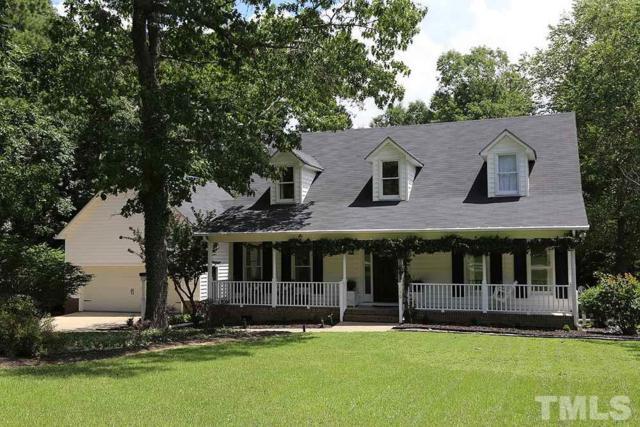 129 Samantha Drive, Garner, NC 27529 (#2207504) :: Raleigh Cary Realty