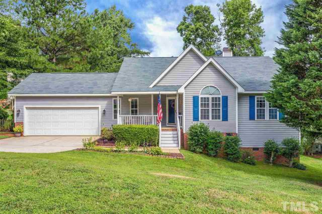213 Crossfire Road, Holly Springs, NC 27540 (#2207506) :: The Abshure Realty Group