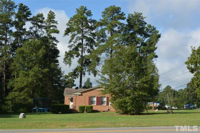 2805 Jefferson Davis Highway, Sanford, NC 27330 (#2207508) :: The Abshure Realty Group