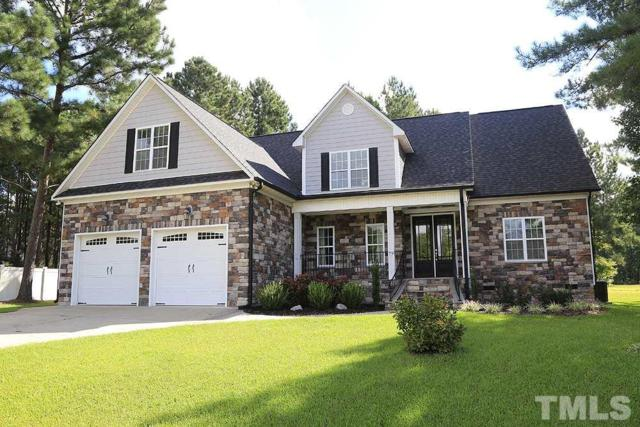 79 New Castle Court, Clayton, NC 27520 (#2207542) :: The Abshure Realty Group