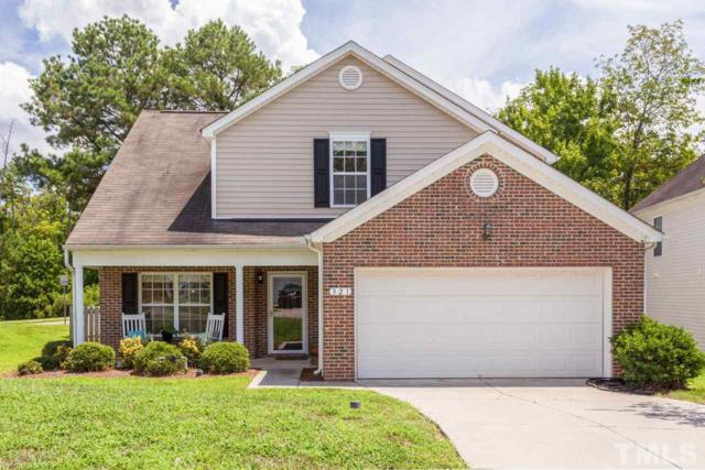321 Pyracantha Drive, Holly Springs, NC 27540 (#2207569) :: Raleigh Cary Realty