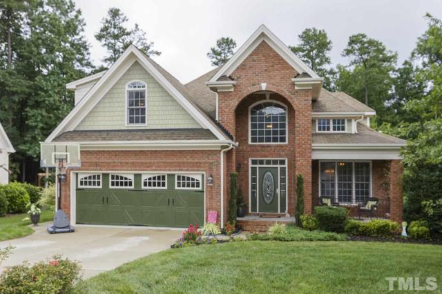 6044 Spicewood Drive, Fuquay Varina, NC 27526 (#2207608) :: The Abshure Realty Group