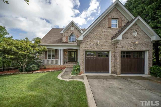 7824 Fairlake Drive, Wake Forest, NC 27587 (#2207619) :: The Jim Allen Group