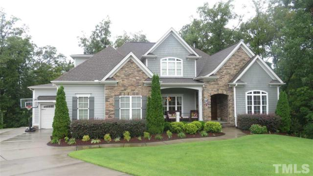 100 Morning Oaks Drive, Holly Springs, NC 27540 (#2207636) :: Raleigh Cary Realty