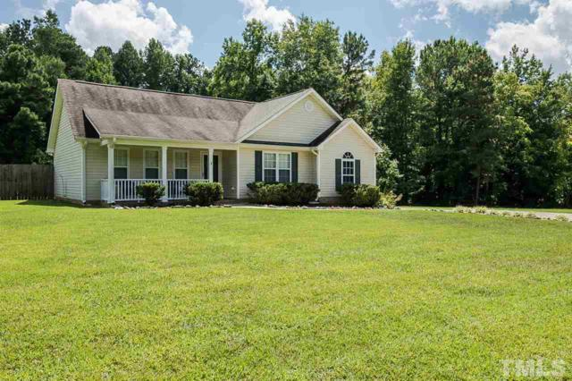 2509 Patton Lane, Franklinton, NC 27525 (#2207681) :: The Abshure Realty Group