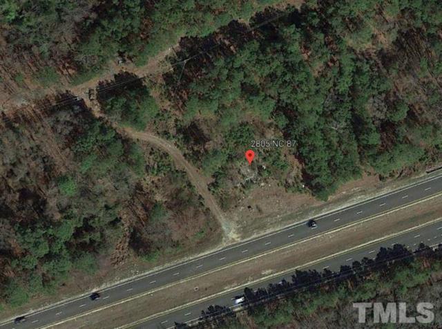2805 Nc 87 Highway, Cameron, NC 28326 (#2207715) :: RE/MAX Real Estate Service
