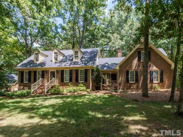 5512 Pine Leaf Court, Raleigh, NC 27606 (#2207724) :: The Jim Allen Group