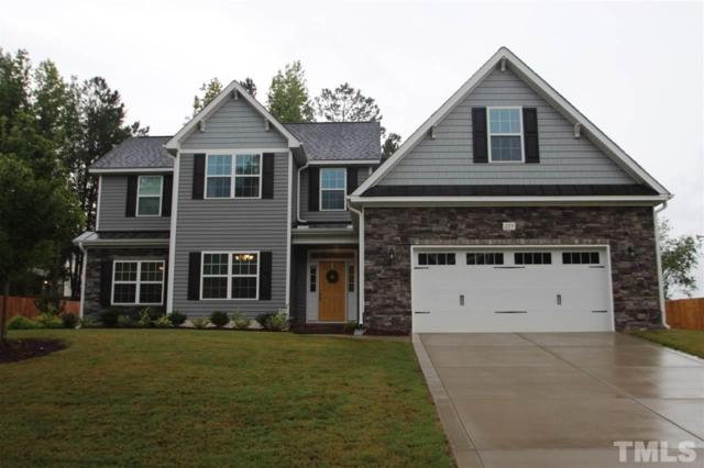 229 Sugarpine Trail, Clayton, NC 27520 (#2207766) :: The Abshure Realty Group