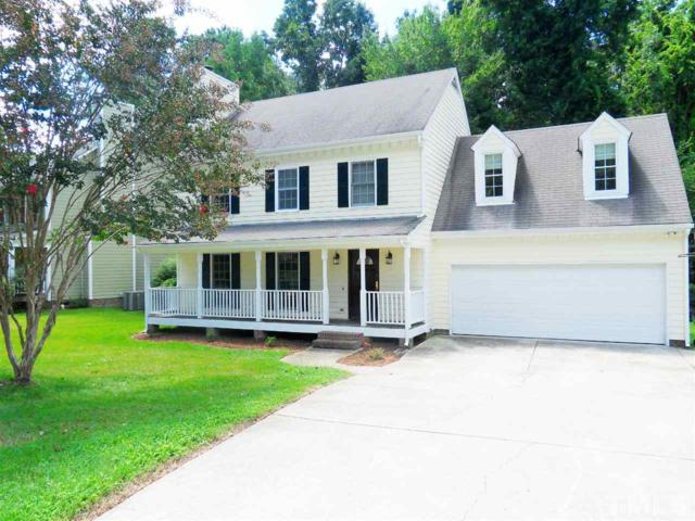 509 Windcrest Drive, Apex, NC 27502 (#2207770) :: Raleigh Cary Realty