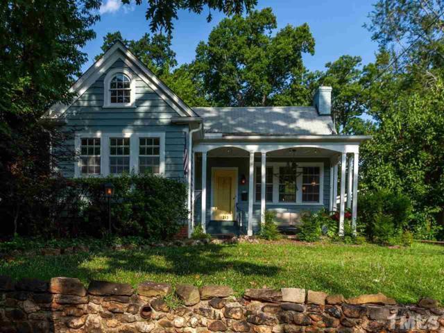 1213 Filmore Street, Raleigh, NC 27605 (#2207867) :: The Jim Allen Group