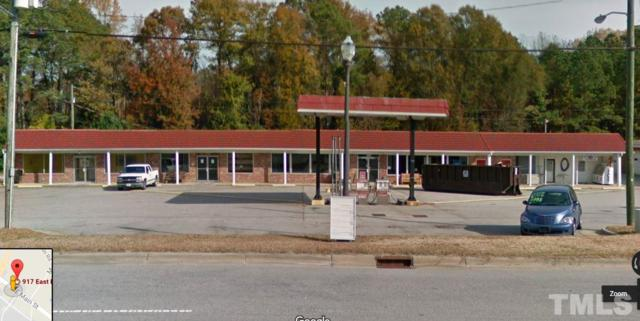 917 E Main Street, Benson, NC  (#2207873) :: Raleigh Cary Realty