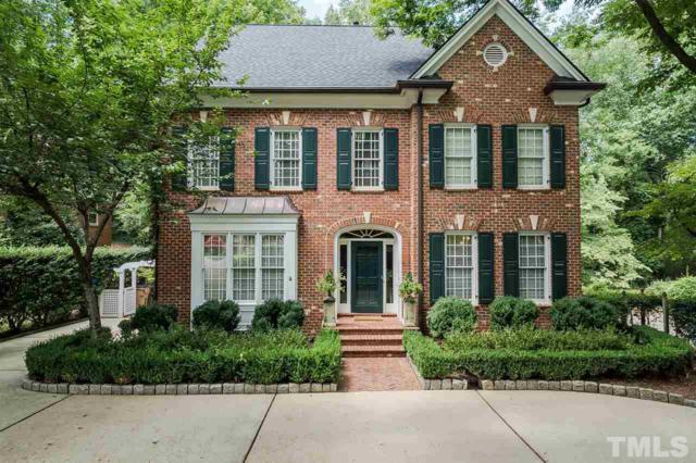 407 Forsyth Street, Raleigh, NC 27609 (#2207893) :: The Jim Allen Group