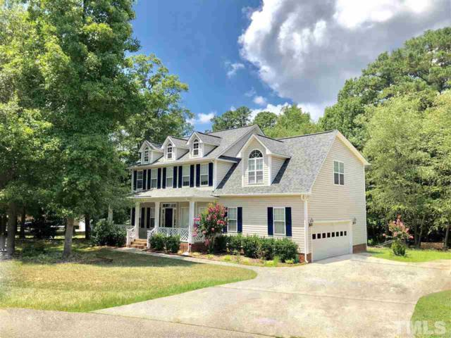 191 Galloway Drive, Garner, NC 27529 (#2207908) :: Raleigh Cary Realty