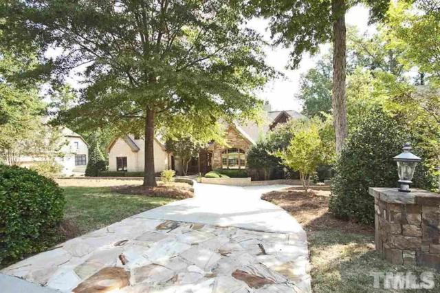109 Raphael Drive, Cary, NC 27511 (#2207910) :: Raleigh Cary Realty