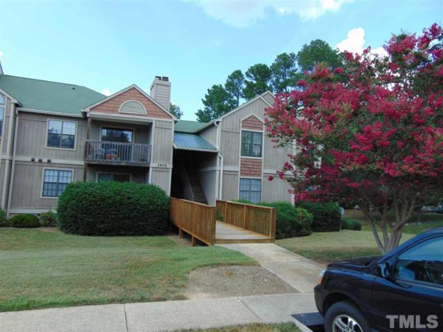3805 Chimney Ridge Place #004, Durham, NC 27713 (#2207920) :: Better Homes & Gardens   Go Realty