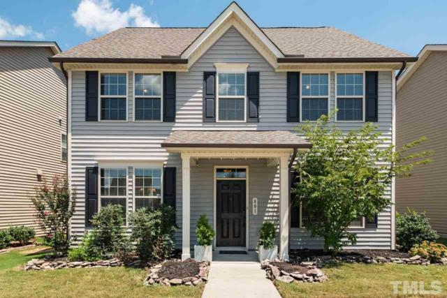 801 Keystone Park Drive, Morrisville, NC 27560 (#2207932) :: The Perry Group