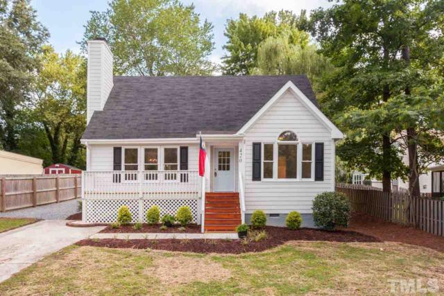 420 Ridgecrest Road, Cary, NC 27511 (#2207948) :: Raleigh Cary Realty