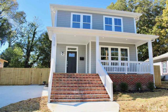 1110 S Blount Street, Raleigh, NC 27601 (#2208095) :: The Perry Group